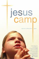 Fundraising event:  <i>Jesus Camp</i>
