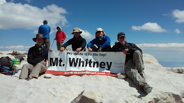 Travelogue! AJ Saferstein Shares Ascent of Mt Whitney