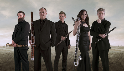 Classical Revolution PHX concert featuring Paradise Winds and Solis Camerata