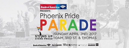 HSGP is Marching in the 2017 Pride Parade!