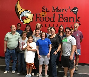 Volunteer Outing: St. Mary's Food Bank Alliance