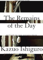 The Remains of the Day by Kazua Ishiguro