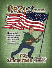 ReZist: Funny Songs about Peace and Justice