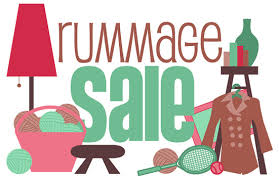 Rummage Sale during Sunday Speaker: Fundraiser for Odyssey of the Mind Team!